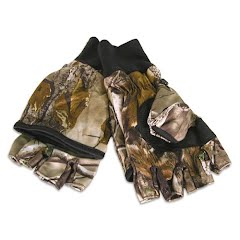 Grand Sierra Mens Realtree Tricot Glomitts Image