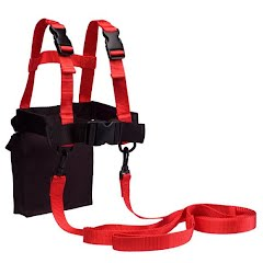 Lucky Bums Kids Ski Trainer Harness Image