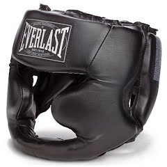 Everlast MMA Full Face Headgear Image