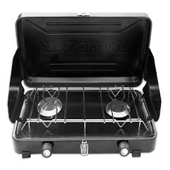 Stansport Two Burner Propane Stove Image