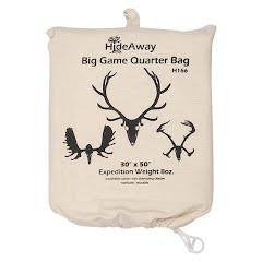 Hideaway Big Game Quarter Bag, 8oz Expedition Weight Image