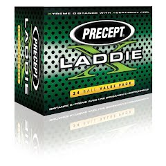 Precept Laddie X Golf Balls (24pk) Image