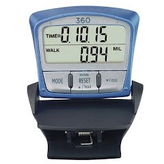 Sportline 360 Total Finess Pedometer Image