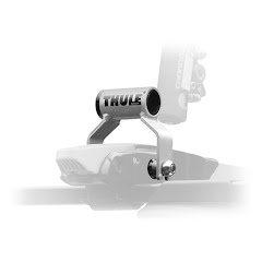 Thule Thru-Axle Adapter Lefty Bike Mount Image