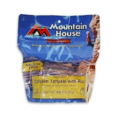 Mountain House Pro-Pak Chicken Teriyaki with Rice Image