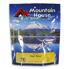 Mountain House Hearty Beef Stew (Serves 2) Image