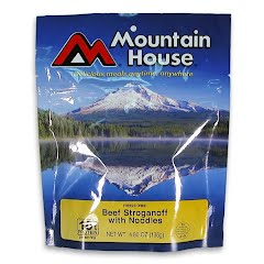 Mountain House Beef Stroganoff with Noodles (Serves 2) Image