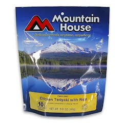 Mountain House Chicken Teriyaki with Rice (Serves 2) Image