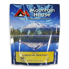 Mountain House Lasagna with Meat Sauce (Serves 2) Image