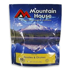 Mountain House Noodles and Chicken (Serves 2)