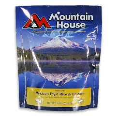 Mountain House Mexican-Style Rice with Chicken (Serves 2) Image