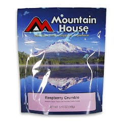 Mountain House Raspberry Crumble (Serves 4) Image