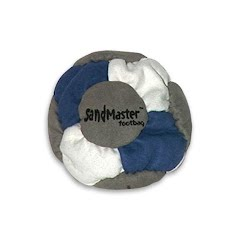 World Footbag Sandmaster Footbag Image