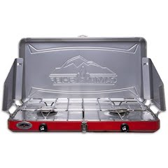 Camp Chef Mountain Series Sierra 2 Burner Stove Image