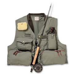 Filson Fly Fishing Vest Image