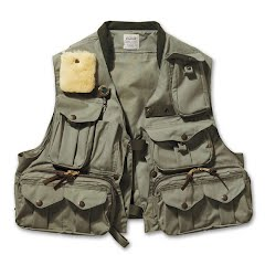 Filson Fly Fishing Guide Vest Image