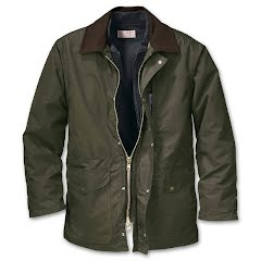 Filson Mens Cover Cloth Weekender Coat Image