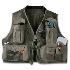 Filson Mesh Fly Fishing Vest Image