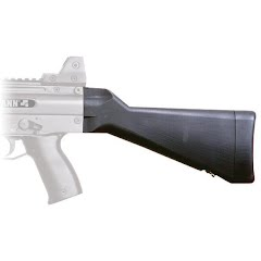 Tippmann X-7 Phenom Air-Tru Commando Stock Image
