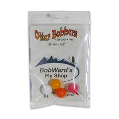 Stone Creek Otter Bobbers Strike Indicators (Small, 1/2in) Image