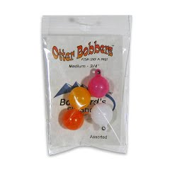 Stone Creek Otter Bobbers Strike Indicators (Medium, 3/4in) Image