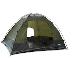 World Famous Peak 3 Person Dome Tent Image