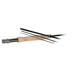 Temple Fork BVK Series 4 Piece, 9ft, 6wt Fly Rod Image