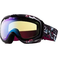Anon Hawkeye Printed Snow Goggle Image