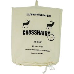 Crosshairs 30 x 50 4oz Elk/Moose Quarter Bag Image