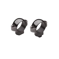 Burris Standard Steel Rings Universal Dovetail (Medium/Black) Image