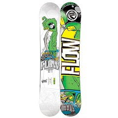 Flow Mens Shifty Snowboard (2011/2012) Image