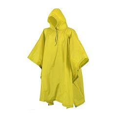 Camp Inn Youth Poncho Image