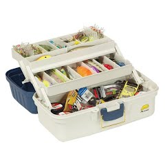 Plano 2 Tray Tackle Box Image