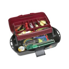 Flambeau One-Tray Tackle Box Image