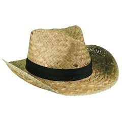 Outdoor Cap Natural Straw Hat Image