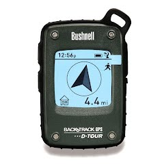 Bushnell Backtrack D-Tour Personal GPS Image
