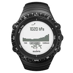 Suunto Core Regular Black Wrist-top Computer Image