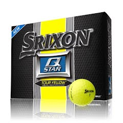 Srixon Q Star Golf Ball Image