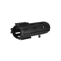 Advanced Technology AR-15 Carbine Free Float Forend Combo Rail Package Image