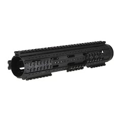 Advanced Technology AR-15 Rifle Length Free Float Forend Combo Rail Package Image
