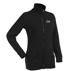 Antigua Women's U of M Griz Revolution Full Zip Jacket Image