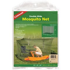 Coghlans Backwoods Mosquito Net, Double Green Image
