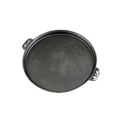 Camp Chef 14 Inch Cast Iron Pizza Pan Image