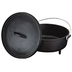 Camp Chef Classic 10 Inch Dutch Oven Image