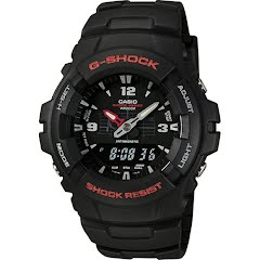 Casio G.Shock Analog/Digital Watch (G1001BV) Image