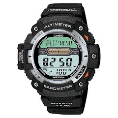 Casio Twin Sensor Altimeter/Barometer Watch (SGW300H1AV) Image