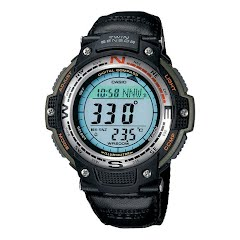 Casio Twin Sensor Compass/Thermal Watch ( SGW100B3V) Image