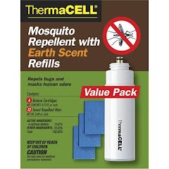 Thermacell Mosquito Repellent Refills - Earth Scent Value Pack Image