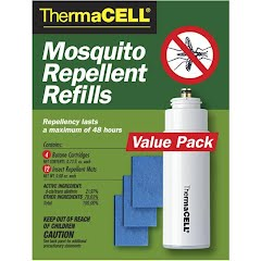 Thermacell Mosquito Repellent Refills - Value Pack Image