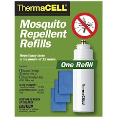 Thermacell Mosquito Repellent Single Refill Image